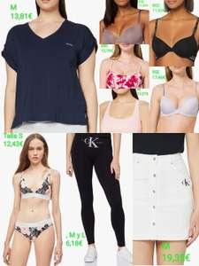 Ropa Calvin Klein para mujer por menos de 20€. Varios modelos y tallas.