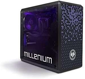 Millenium REKSAI PC - Gaming (I5 10400F, DDR4 16GB, HDD 1TB + SSD 240GB, Nvidia GeForce RTX 3060, Windows 10)