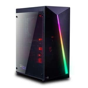 PC Gaming - Ryzen 5 3600, RX 6600 XT, 16 GB RAM (3200MHz), SSD NVMe 500 GB, B450M Pro VDH MAX, Windows 10