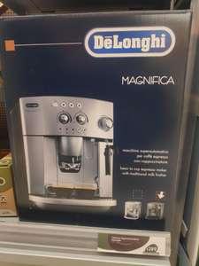 Cafetera DeLonghi Magnifica ESAM 4200.S Superautomática Plata