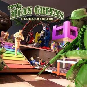 The Mean Greens - Plastic Warfare [Steam oficial]