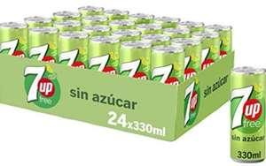 Ahorra 3€ por cada 10€ de compra (7Up Lima Limón 24 x 330g x 6.07€)