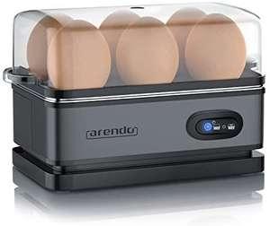 arendo – Cocedor de Huevos de Acero Inoxidable con función de Mantenimiento en Caliente