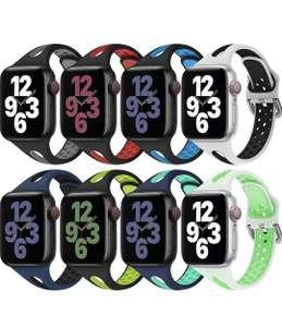 Mini recoo: Correa Deportiva para Apple Swatch SE/Series 7 6 5 4 3 2 1(70%)