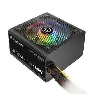 Fuente de alimentación Thermaltake Litepower RGB 650W