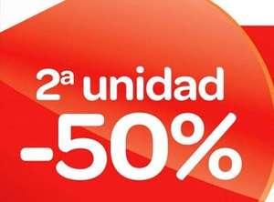 Recopilación Papelería desde 0,49€ + 2° Unidad al 50% +cupón 3€ por cada 12€