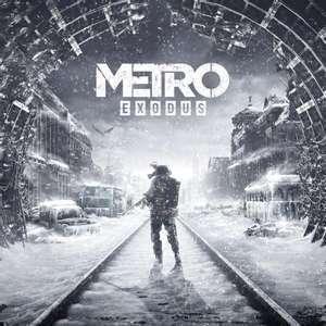 Metro Exodus a 8€ o 2€ BR, Gold 13€ o 3€ BR y Saga Completa a 23€ o 13€ BR (Xbox - Gold, Steam)