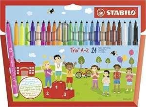 Rotulador escolar - Estuche de 24 colores
