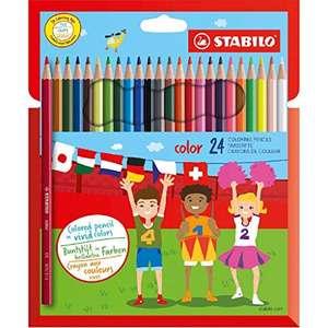 Estuche 24 Lápices Color Stabilo Multicolor. (1924/77-11)