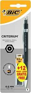 Portaminas Bic Criterium 0.5mm