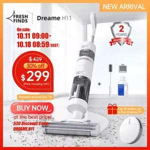 Aspiradora Dreame H11 (Desde España)
