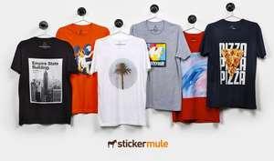 Camiseta personalizada por 8€ con envío gratis!