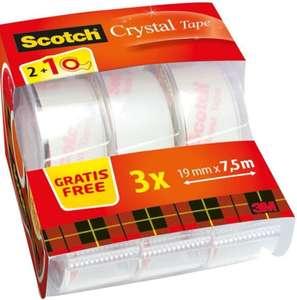 Scotch Cintas Adhesivas 19mm x 7,5m Post It Scotch (Mínimo)
