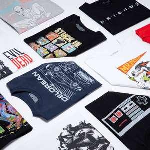 10x Camisetas Mystery Geek con envío gratis