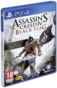 Assassin's Creed IV Black Flag (PS4)