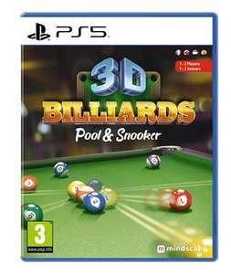 3D Billiards: Pool & Snooker PS5