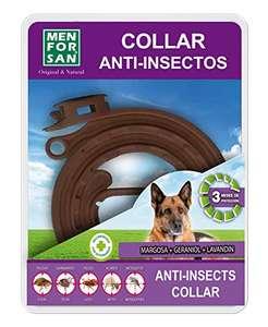 Collar Perros Anti Parásitos