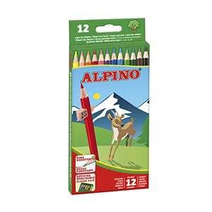 Lápices Alpino, 12 unidades (compra mínima 3 packs)