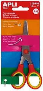 Tijeras de 13cm para niños
