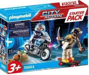 PLAYMOBIL City Action Starter Pack Policía set adicional
