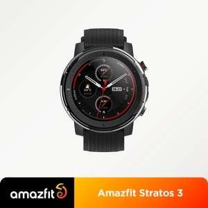 [PLAZA] Versión global Amazfit Stratos 3 reloj inteligente 5ATM