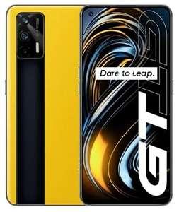Realme GT 5G Dual Sim 12GB RAM 256GB Yellow EU