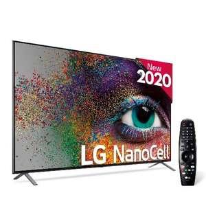 TV LED 65'' LG Nanocell 65NANO956 IA 8K UHD HDR Smart TV Full Array