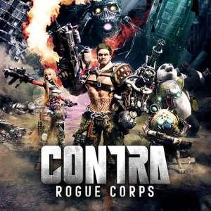 CONTRA ROGUE CORPS para Nintendo Switch por solo 3,99€