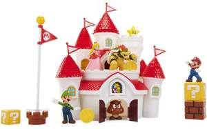 Nintendo Deluxe Mushroom Kingdom Playset   24 Piezas