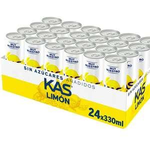 KAS Zero Limón 330 ml