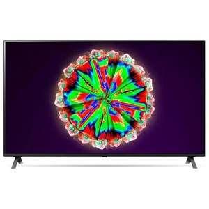 """TV NanoCell 164 cm (65"""") LG 65NANO806NA, 4K UHD, Smart TV"""
