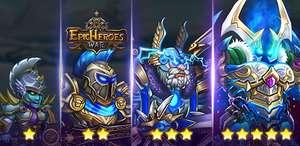 Epic Heroes War: Shadow Lord Stickman - Premium juego.