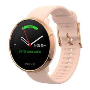 Polar Ignite - Reloj inteligente de Fitness con GPS Integrado (S/M) Rosa/Oro Rosa