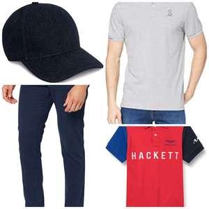 Selección de ropa Hackett