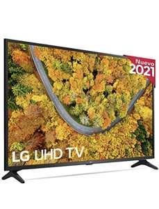 """LG 55"""" UP7500 -ALEXA 2021- SMART TV 4K"""