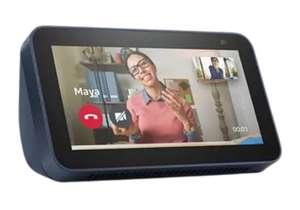 """Pantalla inteligente con Alexa - Amazon Echo Show 5 (2ª gen, mod. 2021), HD 5,5"""", 2 MP, Azul"""