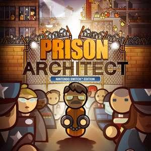 Nintendo Switch :: Juega GRATIS Prison Architect | 20 al 26 de Octubre