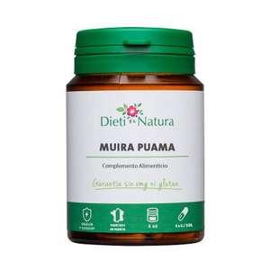 Muira Puama 60 cápsulas