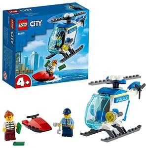 Lego City Policía Helicóptero de Policía