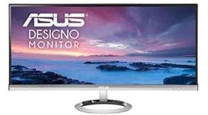 "ASUS MX299Q - Monitor Designo 29"" ultra-wide QHD (73,02 cm, 21:9, 2560 x 1080, IPS, sonido Bang & Olufsen ICEpower, sin marco)"
