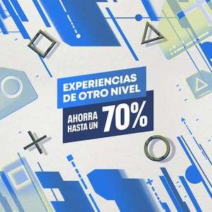 """Playstation :: Promo """"Experiencias de otro Nivel"""""""