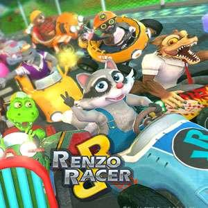 Renzo Racer, Planet NME, Colortone [PC]