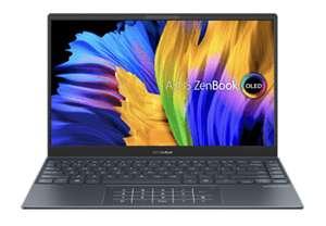 """Portátil - Asus ZenBook 13 UX325EA-KG245T, 13.3"""", FHD, Intel Core i7 1165G7, 16GB, 512GB, Iris® Xe, W10 Home"""