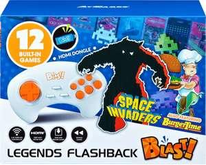 Mini Consola AT Games Retro Arcade Legends Flashback Blast! (HDMI, Controlador inalámbrico)