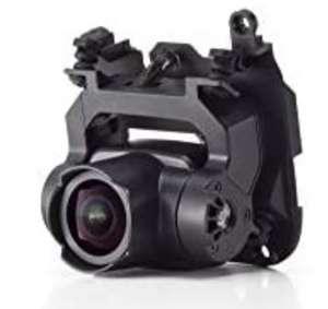 DJI FPV - Cámara con estabilizador, cámara Compatible con el dron DJI FPV, vídeo 4K, Lente Ultra Gran Angular de 150°, Disparo dinámico