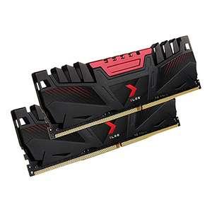 PNY -Kit de Módulos de Memoria RAM DDR4 3200 MHz 16GB (2x8GB) CL16