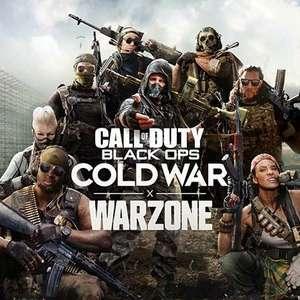 GRATIS :: Call of Duty®: Black Ops Cold War - Paquete de Combate (Playstation) y Recompensas Cold War & Warzone - (PC y Consola)