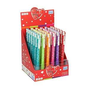 36 Bolígrafos I Love You