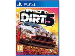 DIRT 5 PS4 en Media Markt (eBay)