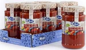 [Pack de 8 x 370g]Hero Tomate Frito Receta Casera con aceite de oliva - Sin Conservantes ni Colorantes